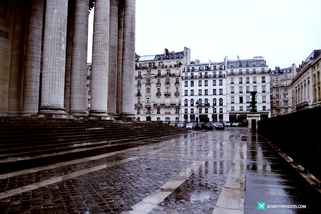 bowdywanderscom Singapore Travel Blog Philippines Photo A Special Exupery Day in the Panthéon Neighborhood in Paris, France :