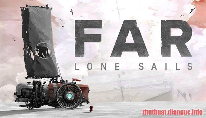 Download Game FAR: Lone Sails Full Crack