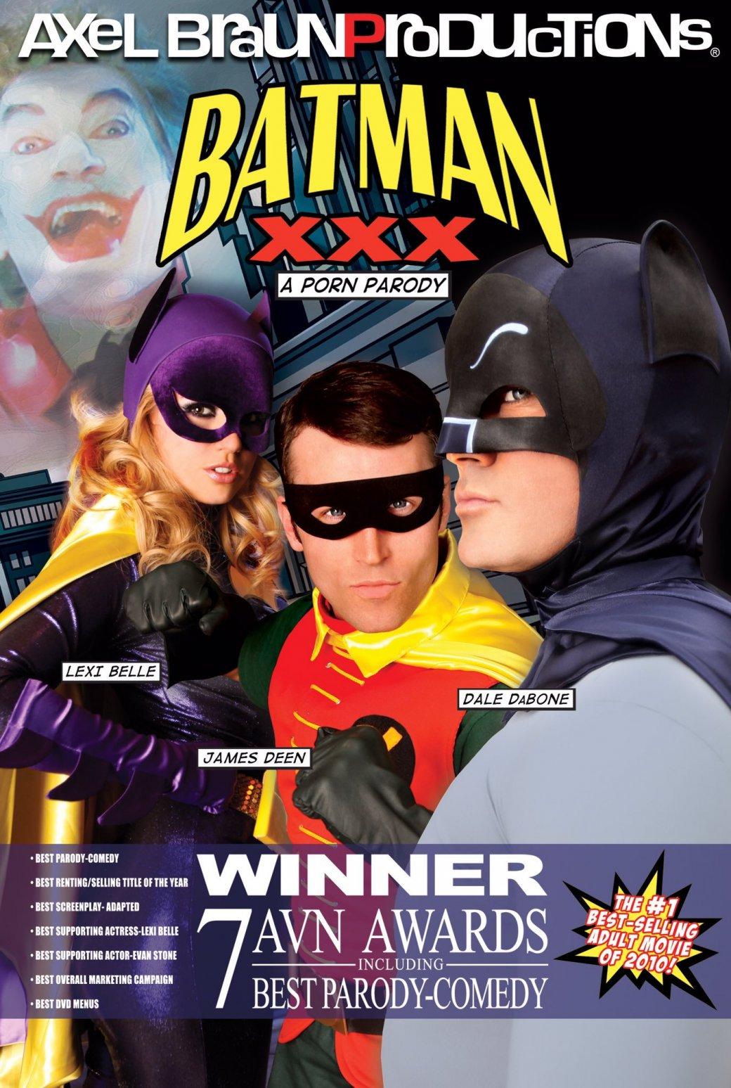 Batman XXX A Porn Parody Full USA 18+ Adult Movie Online Free