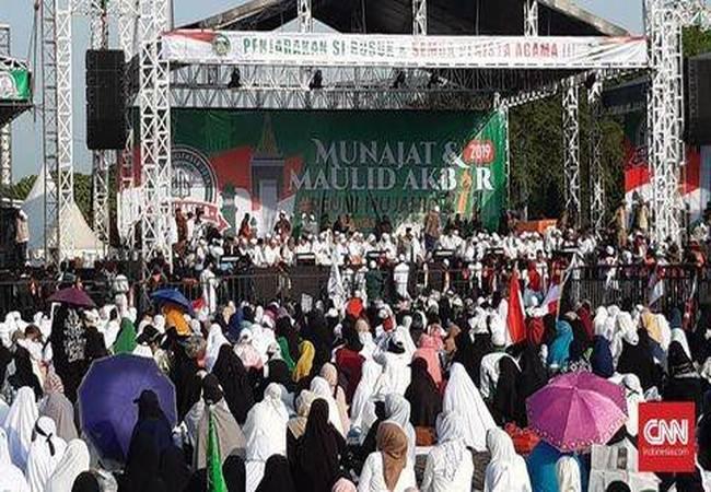 Panitia Reuni 212 Sebut Indonesia Berjaya Kalau Anies Pimpinannya.