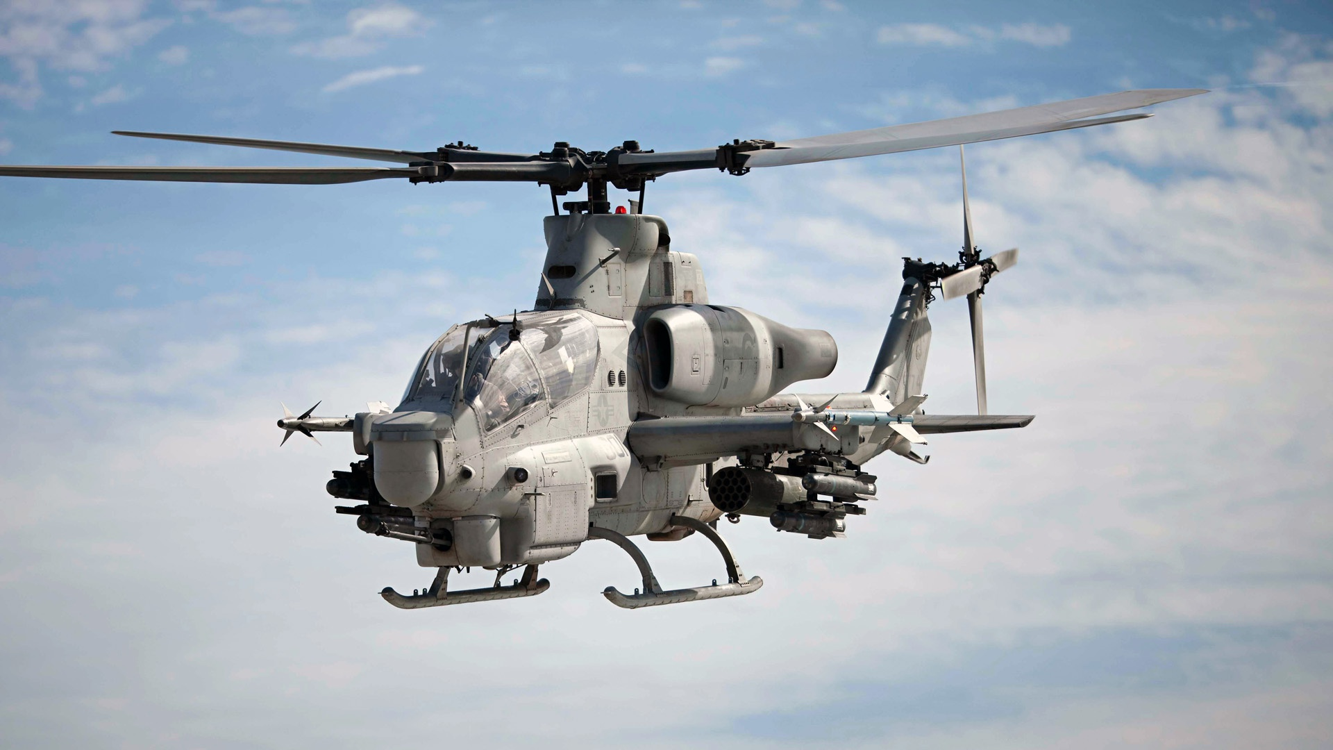 2 Bell AH-1Z Viper most powerful military helicopters