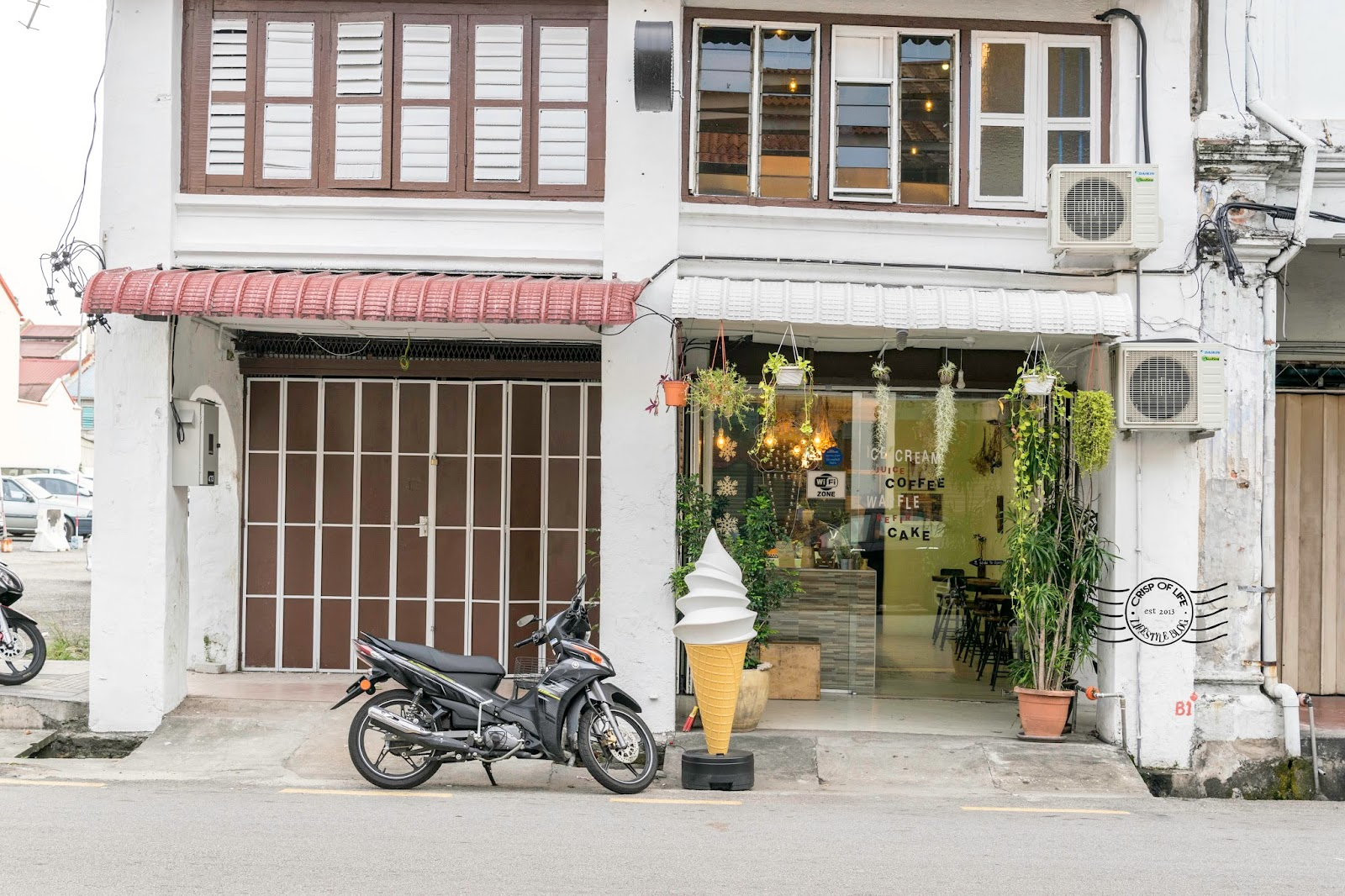 The Ais, Homemade Ice Cream @ Chulia Street, Georgetown, Penang