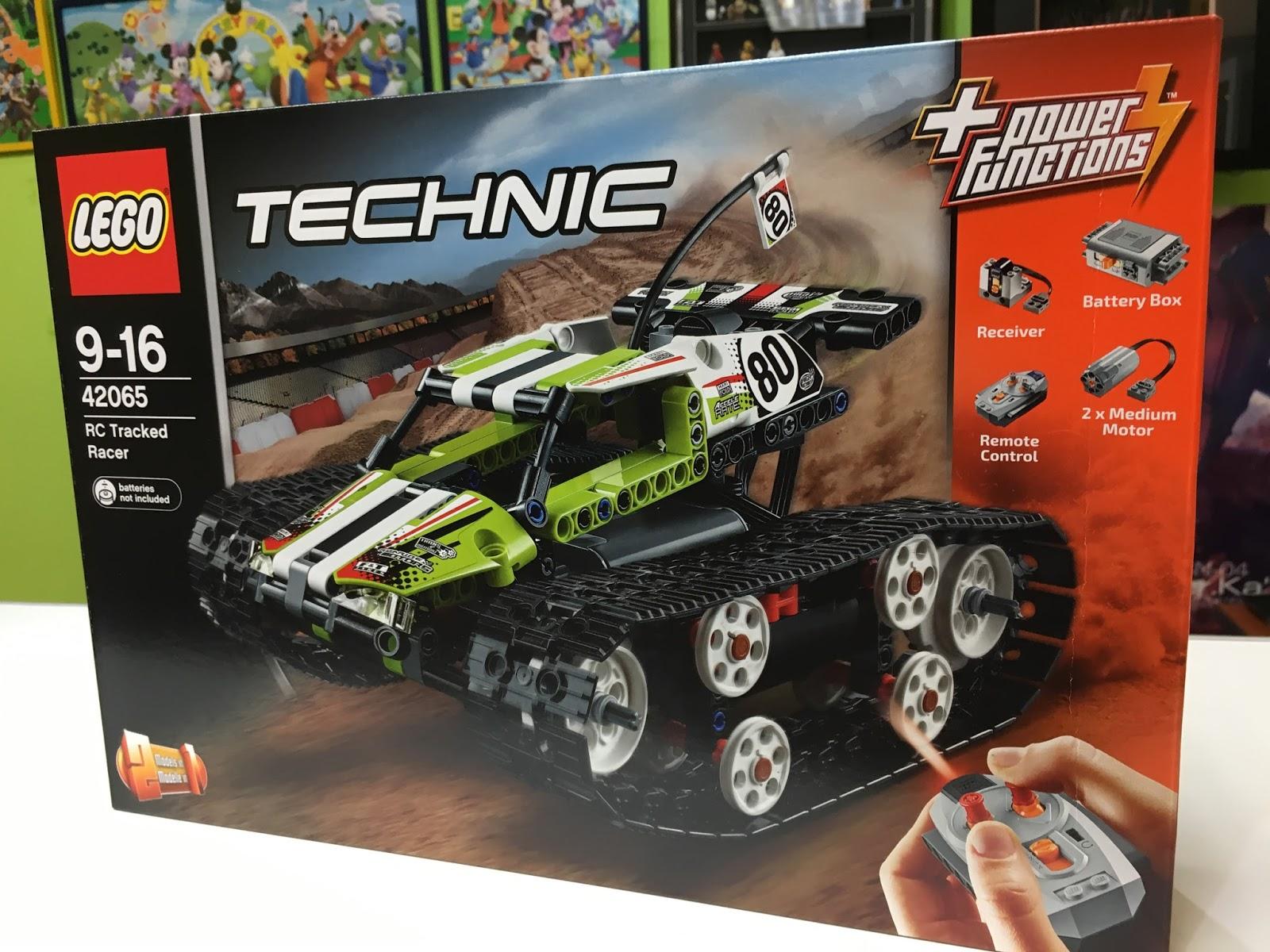 DeToyz Shop: 2017 LEGO Creator & Technic sets new arrival