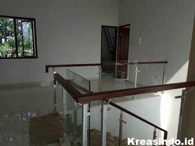 Daftar Harga Railing Balkon Stainless Minimalis, Railing Kaca, Railing Klasik, Railing Akrilik dan Handrail Tangga