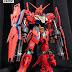 "Custom Build: MG 1/100 Unicorn Gundam ""NEO ZEON Ver."" [Sleeves] Conversion"