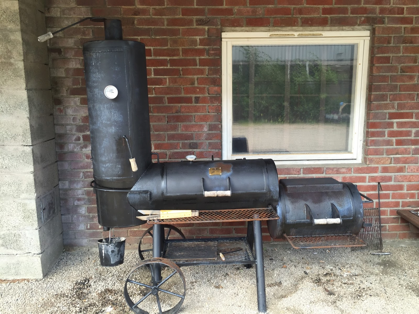 How To Lower Temp In Smoker