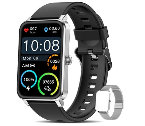 Viclover Fitness Tracker Smart Watch for Women Men