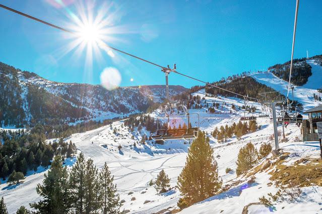 Estación de esquí de Espot