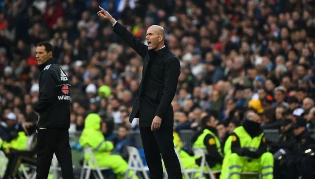 Zidane is still learning from his mistakes and leading Real Madrid to the right path