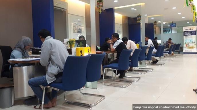 SMS Banking Mandiri
