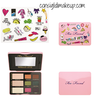 palette emoticon too faced