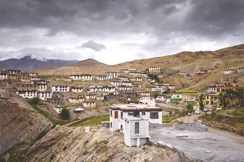Kibber - The Highest Village in the World