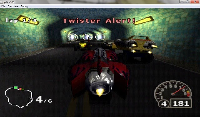 Hack Data: Download Game PC Ringan: Nascar Rumble.pSX