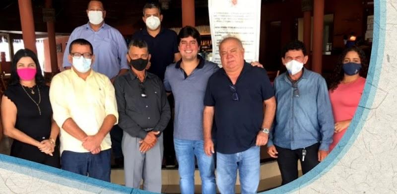 Reunião entre o Prefeito Adailson Machado e deputados garante melhorias para Paulo Ramos