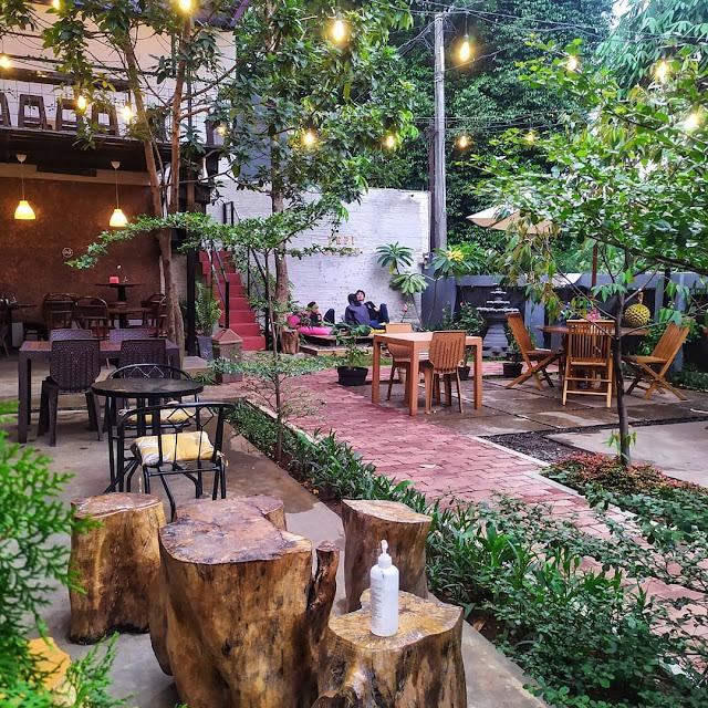 Tepi Bambu Cafe Tapos Depok