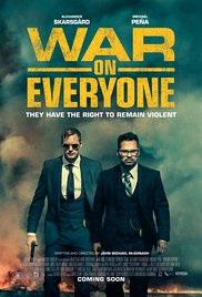 فيلم War on Everyone 2016 مترجم