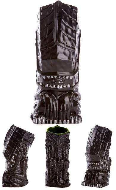Aliens Xenomorph Mondo Tee-kis Ceramic Tiki Mugs - Hive Variant Colorway