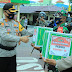 Polres HSU Gelar Bakti Sosial Serentak yang Dipimpin Panglima TNI dan Irwasum Polri