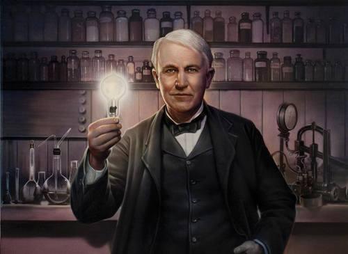 Kisah Kegagalan dan Kesuksesan Thomas Edison