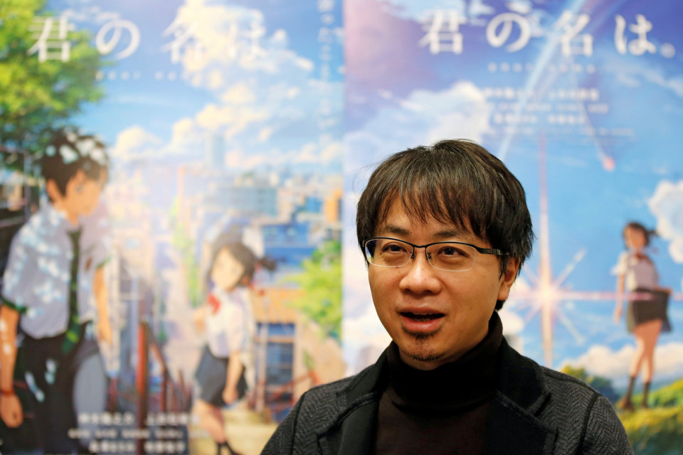 Film Terbaru Makoto Shinka Dibahas