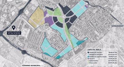Las viviendas de Nou Nazareth de San Joan de comenzarán a construirse en abril