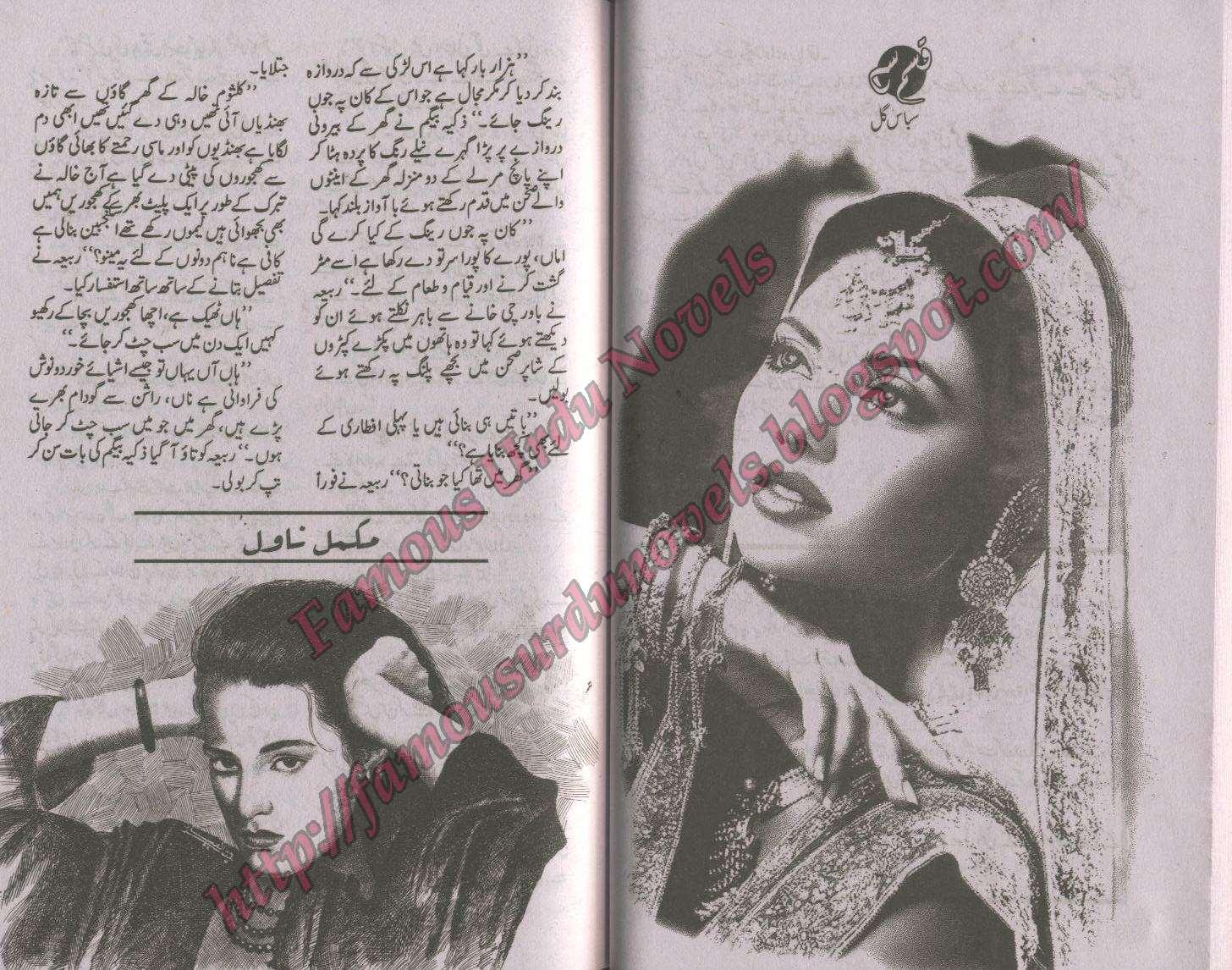 Urdu novels based on kidnapping | Ab Mere Ho Ke Raho By Beena Khan