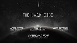 The Dark Side | After Effects Project Files | Videohive 23309381 - Free download