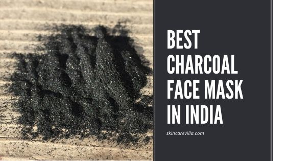 Best Charcoal Face Mask in India with Price