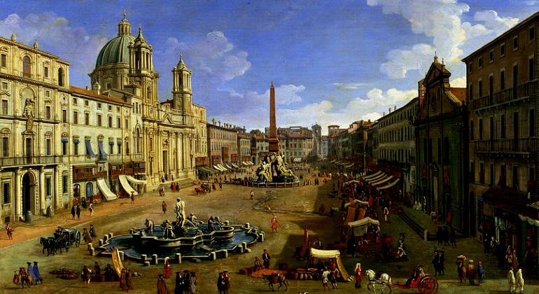 Piazza Navona | Navona Square, Rome