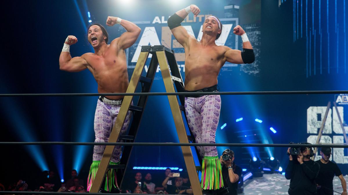 Surgem novos detalhes sobre a quase ida dos Young Bucks e Kenny Omega a WWE