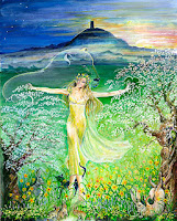Image result for spring goddess
