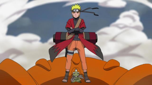 Naruto's Entrance