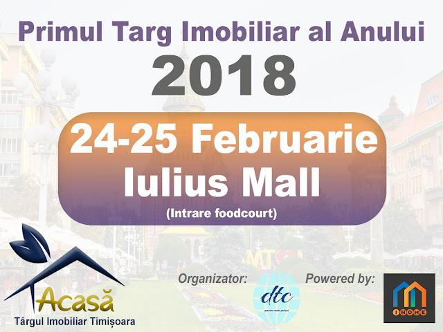 Targul Imobiliar ACASA la Timisoara