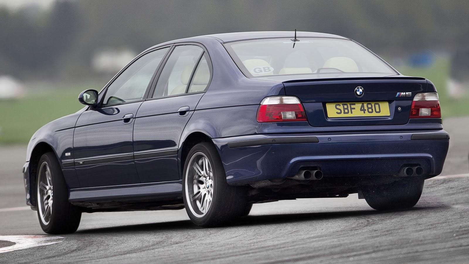 1995- 2003 BMW M5 E39