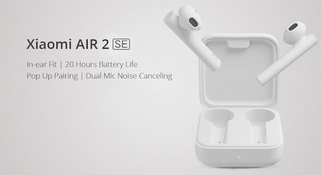 Xiaomi Air2 SE Earbuds a grande Preço!
