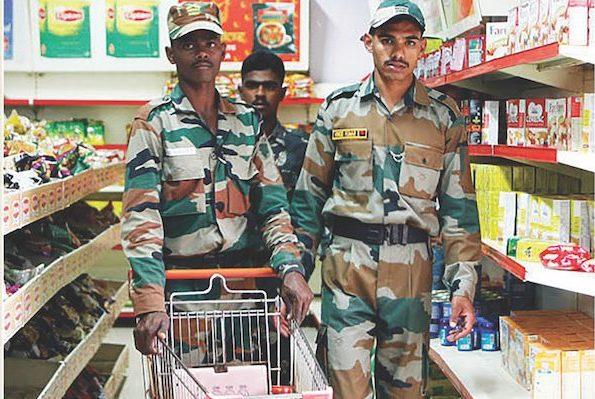 Indian Army Soldiers Ke Kaam