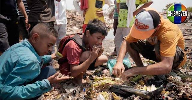 GRACIAS MADURO | Padre y dos hijos murieron intoxicados por consumir comida de la basura