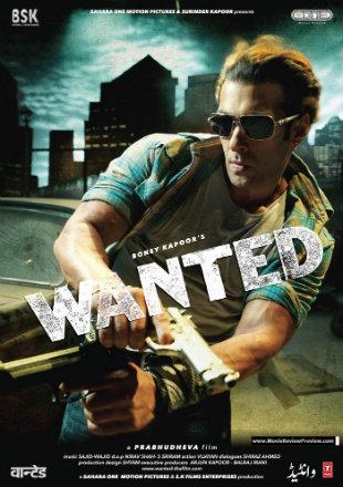 Wanted 2009 Full Hindi Movie Download