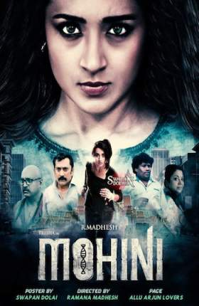 Mohini 2019 Hindi Dubbed 350MB HDRip 480p