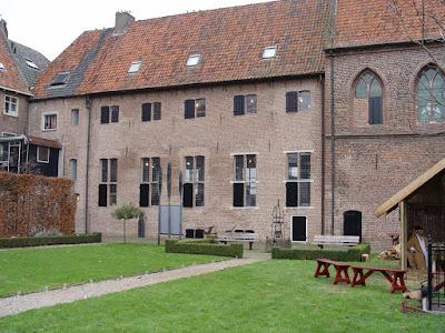 Voormalig Agnietenklooster in Elburg