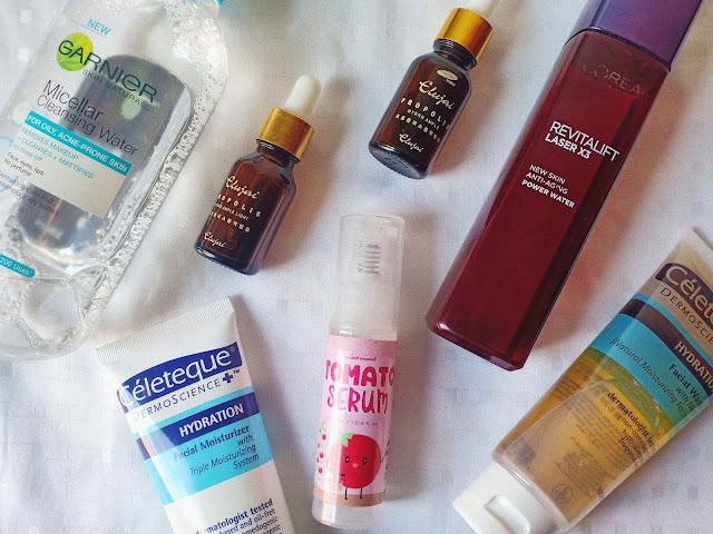 skin care routine 2018