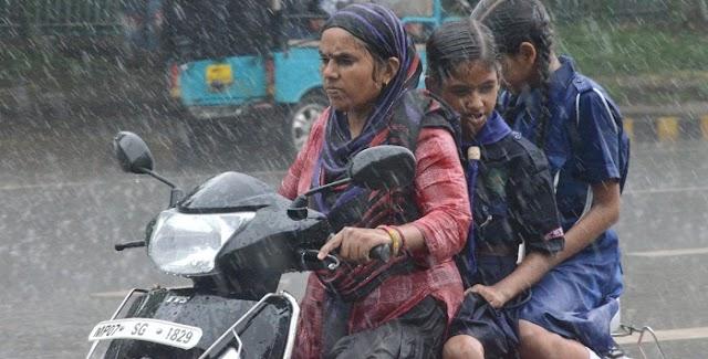 ग्वालियर में धुआँधार बरसात के संकेत, मौसम विभाग का दावा | GWALIOR NEWS