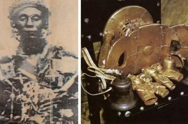 Ratu Yaa Asantewaa dan Kursi Emas