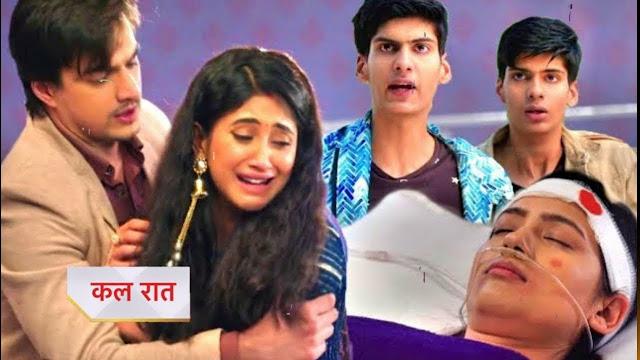 Big Twist : Naira's stubbornness turns Goenka house into Kuruksehtra in Yeh Rishta Kya Kehlata Hai