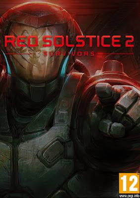 Capa do Red Solstice 2: Survivors