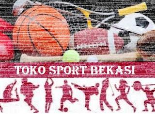 toko perlengkapan olahraga terdekat Bekasi
