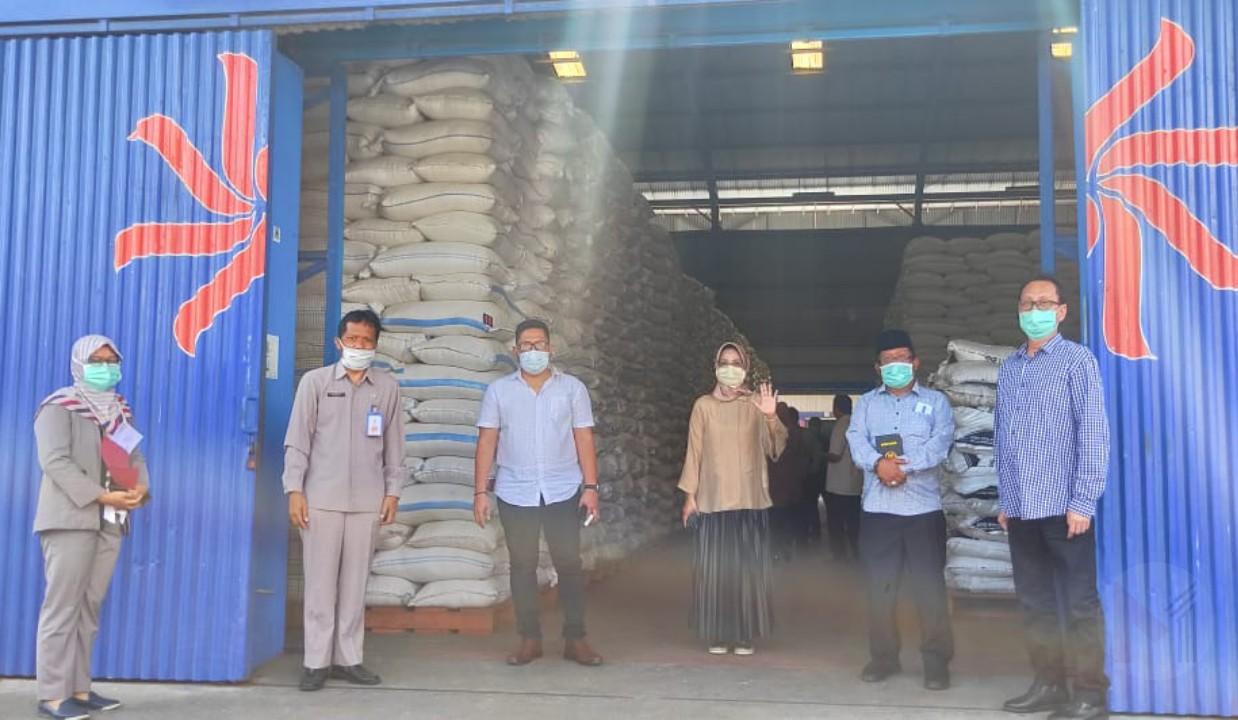 Sidak Bulog, Komisi II DPRD Kabupaten Malang Pastikan Stok Beras Aman Hingga Lebaran
