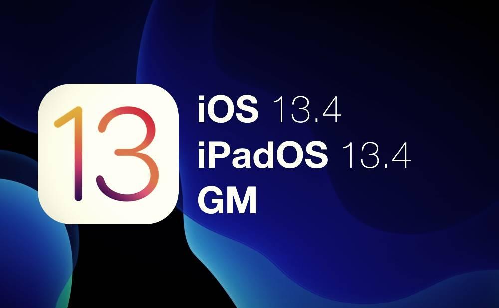 Major update iOS 13.4 has been breached
