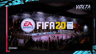 FIFA 20 For PES 2017 Graphic Menu by Ujank Glory
