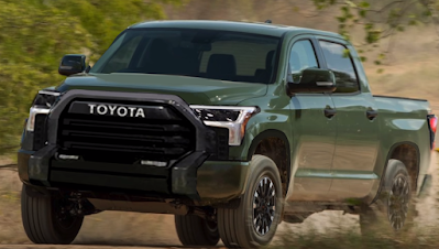Carshighlight.com - 2022 Toyota Tundra Review